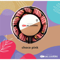 J&C Cookies Toples Reguler Choco Pink
