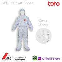Disposable Protective Coverall Hazmat APD BOHO ORIGINAL