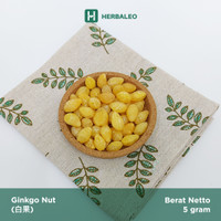 Ginkgo Nut / Bai Guo (白果) / Ginkgo Biloba / Ginko / Pak Kuo