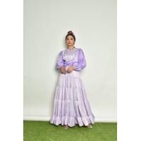 SIDELINE - Pearly Dress (Include Obi) - Pre Raya Series