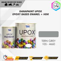 Cat Lantai Epoxy UPOX Dana Paint Floor Coatings - 4660 Tern Grey