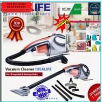 Vacum/ Vacuum Cleaner /Penyedot Debu Mini / Vacuum IDEALIFE IL-130S