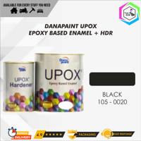 Cat Lantai Epoxy UPOX Dana Paint Floor Coatings - 0020 Black