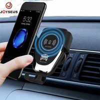 Wireless Charger Car Holder Phone Holder JOYSEUS - CH0005 Free Ongkir