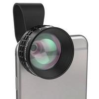 Aukey Optic Pro 2x Telephoto Lens Angle Fish Eye for Smartphone - PL-