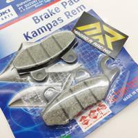 Kampas Rem Cakram Depan Belakang Suzuki Satria Hiu Lumba Original SGP