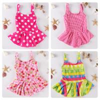 Baju renang bayi perempuan usia 1-2 tahun model/warna acak