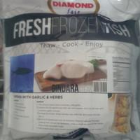 fresh frozen fish gindara, tengiri, tuna , sword fish 300g - frozen