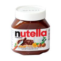 Nutella Ferrero Jam Spread Hazelnut /Selai Coklat & Kacang