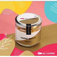 J&C Cookies Toples Kaca Nastar Special