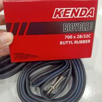 Kenda Ban dalam sepeda 700 x 28/32c Pentil fv 48mm