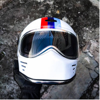 Helm Custom Bandit Simpson Street