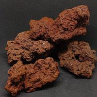 Batu lavarock 500 gr batu lava rock batu lava aquarium aquascape