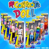ME CONTRO TE boneka barbie ken mainan sayang anak Fashion doll