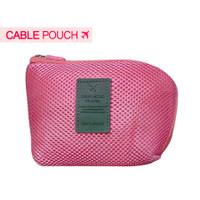 CABLE POUCH BESAR - Dompet Elektronik Kabel Handphone - BGO-07