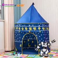Tenda Anak Bermain - Portable Castle Tent for Kids Polyester