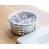 Saringan Lubang Air Kitchen Wastafel Toilet Hair Sink Shower ISI 30PCS