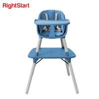 Right Start Versatile High Chair / HighChair Multi Switch Kursi Bayi - Blue