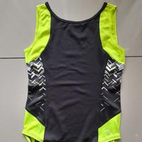 Leotard Justice Gymnastics Baju Senam Anak Size 10
