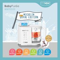 OONEW Baby Puree Food Processoe Michelin Series 6 in 1