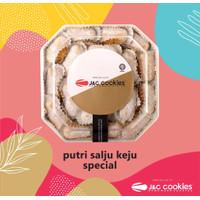 J&C Cookies Toples Reguler Putri Salju Keju Special