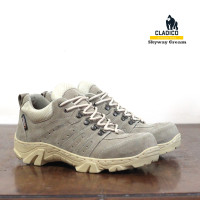 Sepatu Safety Keren Outdoor Proyek Kerja Ujung Besi Cladico Skyway