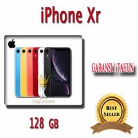 Apple iPhone XR 128 GB Garansi 1 TAHUN Silent Camera