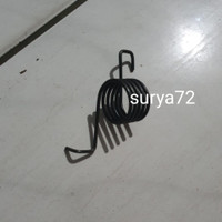 per pedal rem TOYOTA AVANZA F601, XENIA brake spring