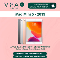 IPAD MINI 5 2019 256GB / 256 WIFI ONLY GOLD, SPACE GREY, SILVER, GRAY - Space Grey