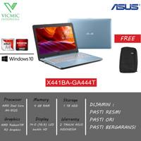 Asus X441BA-GA444T A4-9125 4GB 1TB WIN10 BLUE