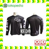 Kaos jersey sepeda baju jersey sepeda gunung mtb bmx motocross 1071