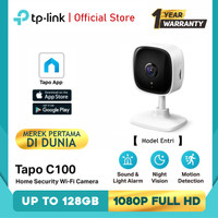 Tapo C100 Home Security Wi-Fi Camera