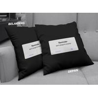 Sarung Bantal Sofa Cushion Cover Dua Sisi Tumblr Aesthetic