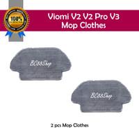 Viomi V2 V2 Pro V3 Mop Cloth (sparepart)