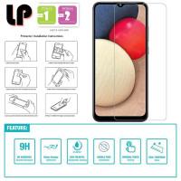 LP HD Tempered Glass Samsung Galaxy A02 - M02 - Kaca Original Clear