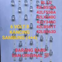 BACKLIGHT LED TV LG 42LF550A LAMPU LED LG 42LB550A BL LG 42LF550A