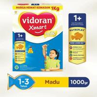 Vidoran Xmart 1+ 1000gr - Vanilla/Madu
