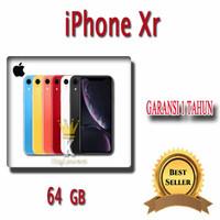 Apple iPhone XR 64 GB Garansi 1 Tahun Silent Camera