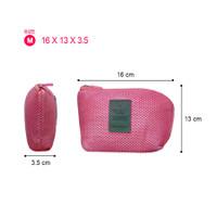 CABLE POUCH KECIL - Dompet Elektronik Kabel Handphone - BGO-08