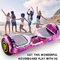 Hoverboard Anak dan Dewasa New Smart Balance Wheel Led Bluetooth
