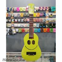 Gitar Ukulele smile 4 Senar / Gitar Kecil / Kentrung
