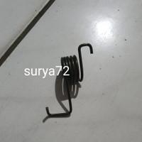 per pedal rem DAIHATSU ZEBRA ESPASS S91 brake spring