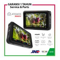 Atomos Ninja V Recording Monitor 5 inch 4K HDMI Touchscreen Display