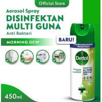 Dettol Disinfectant Spray Anti-Bacterial 450ml Disinfektan 450 ml