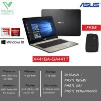 Asus X441BA-GA441T A4-9125 4GB 1TB WIN10 BROWN