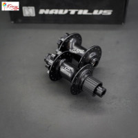 Nautilus CLICKR Hub Freehub Microspline Bearing 32H Sepeda
