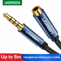 UGREEN Kabel Extension Jack Audio 3,5mm Male to Female