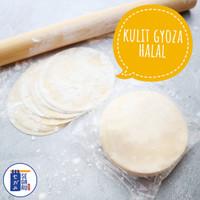 Kulit Gyoza / Dumpling / Dimsum Halal