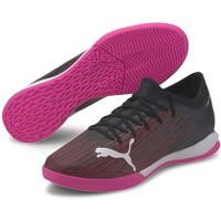 Sepatu Puma Futsal ULTRA 3.1 IT Puma Black-Luminous Pink 106090 03
