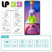 LP HD Tempered Glass Samsung Galaxy A71 - M51 - Note 10 Lite - Kaca